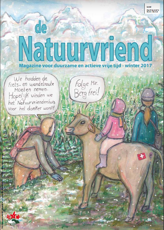 De Natuurvriend winter 2018