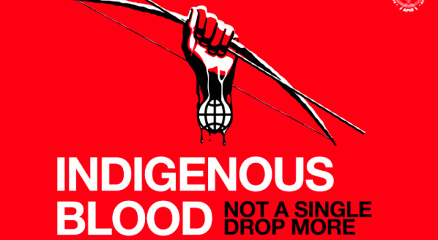 indigenous blood